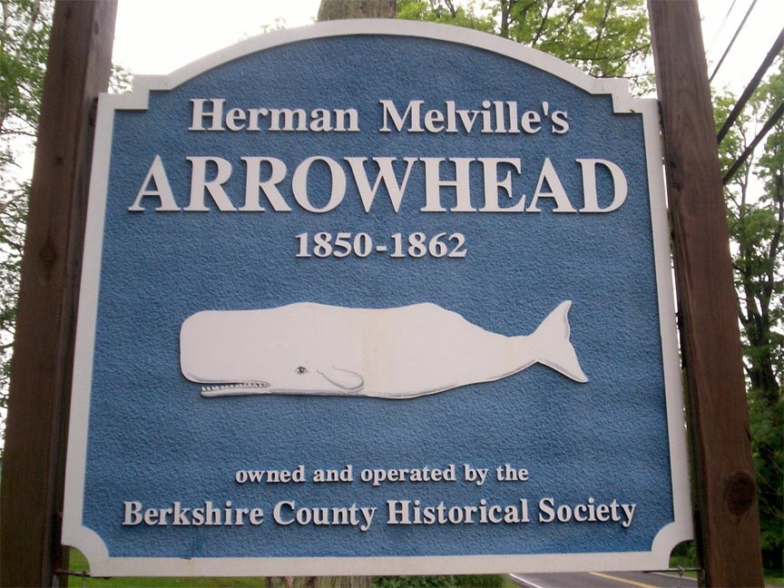 Visit Berkshires historic House Museums, like Herman Melville's Arrowhead!