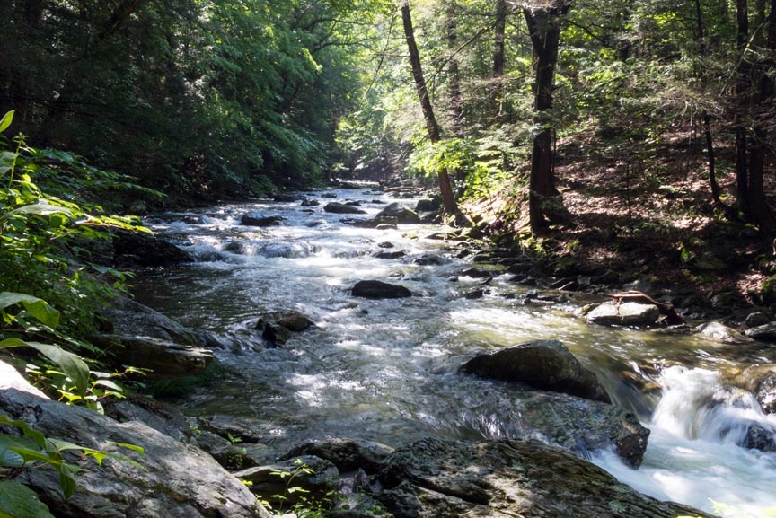 Hiking the Berkshires of Western Massachusetts