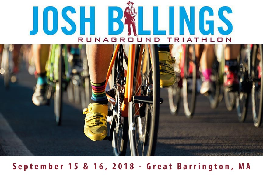 Josh Billings RunAground Triathlon 2018